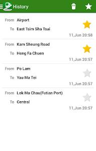 Transit Hong Kong by NAVITIME screenshot 5