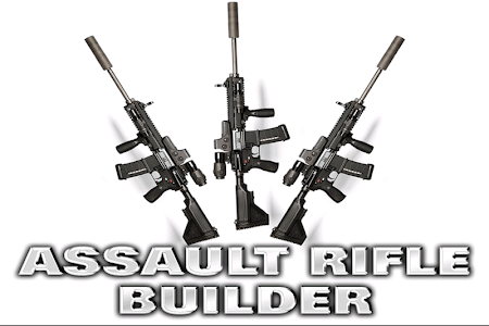 Assault Rifle Builder screenshot 5