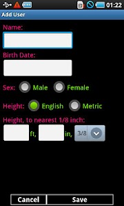 BMI Calculator Pro screenshot 7