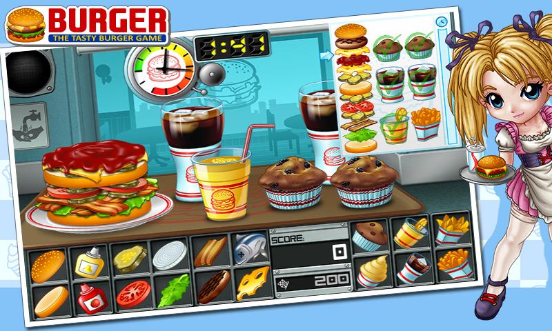 Best Free Online Restaurant Games