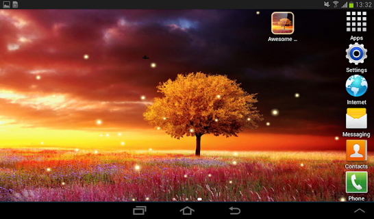Awesome Land Live Wallpaper screenshot 19