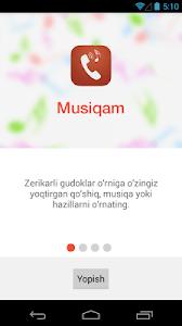 Musiqam screenshot 0