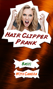 Prank - Hair Clipper screenshot 0