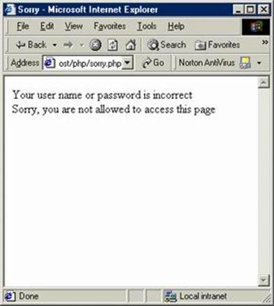 Fitur Login-Logout Halaman Web Dengan PHP-Gambar 6