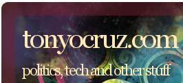 TonyoCruz.com