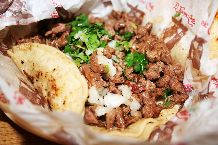 Carne Asada Soft Taco