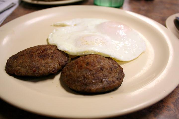 Eggs & Sausage