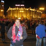 Con el Palace detrás