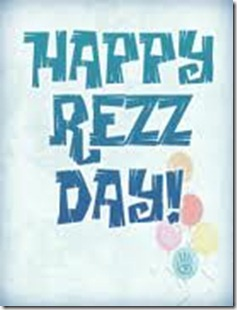 happy rezzday