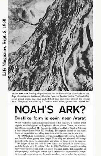 Kapal Perahu Nabi Nuh ditemukan di turki | Noah Ark Turkish Video