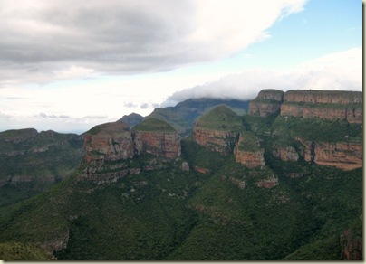 Three Rondawels Blyde River Canyon Nature Reserve South Africa