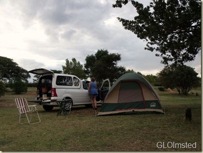 Camp at Wagendrift Nature Reserve Escort KwaZulu-Natal South Africa