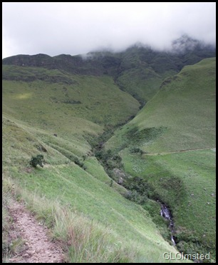 Stream Drakensberg hike KwaZulu-Natal South Africa