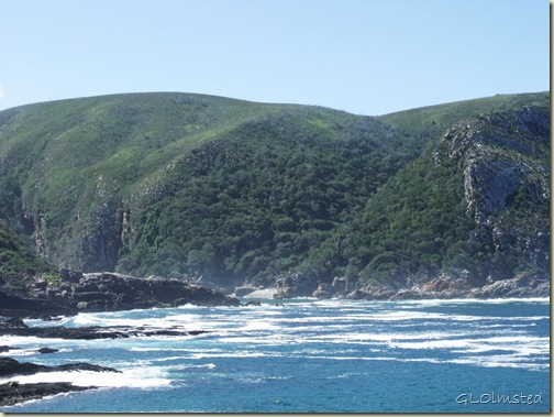 Stormsriver Mouth Tsitsikamma National Park Eastern Cape South Africa