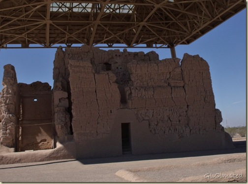 Great House Casa Grande Ruins National Monument Arizona