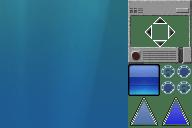 Futuristic 2 - RMXP Windowskin