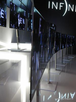 LG Infinia Nano - technologia