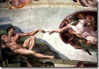 Creation-Michelangelo