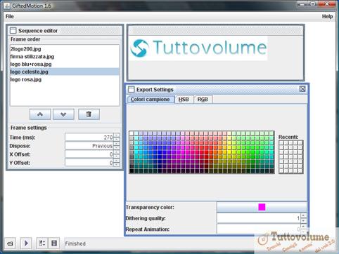 Editor di gif animate semplice gratuito e senza for Semplice software di progettazione di mobili
