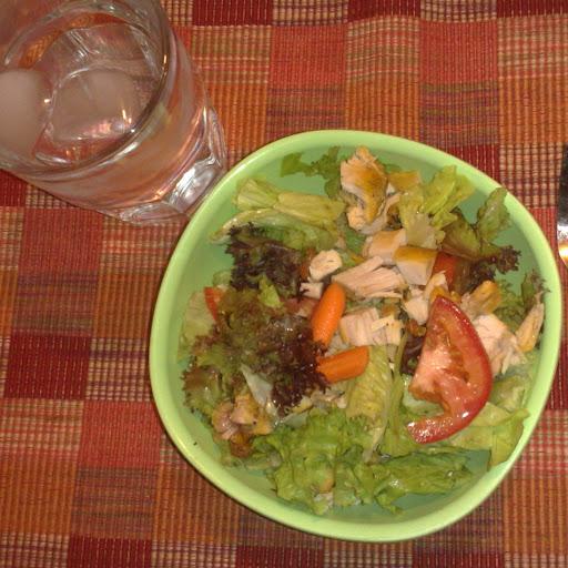 Ensalada para Cenar
