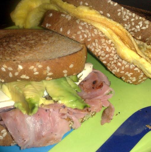 De cena, sándwichitos!