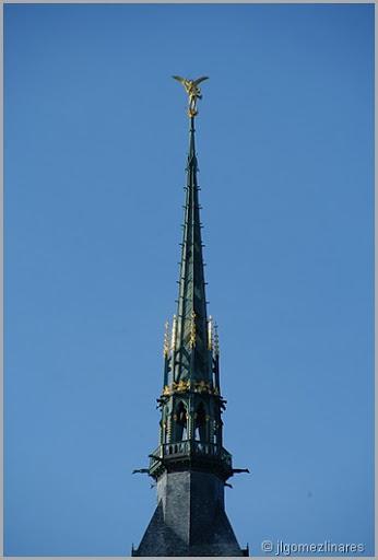 Mont de St Michel XII