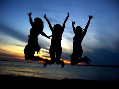 2079_bigstockphoto_three_girl_friends_celebrating_212140