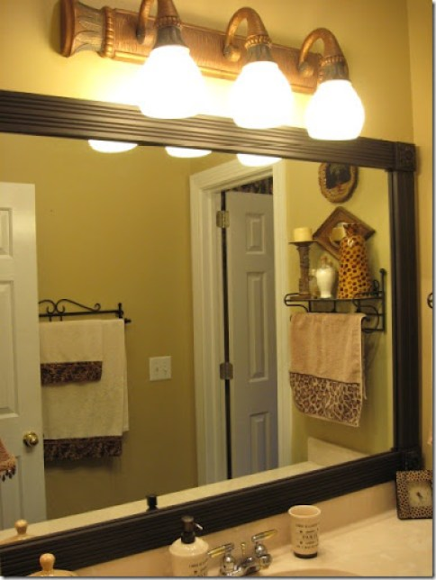Framing those Boring Mirrors - Southern Hospitality
