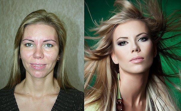 makeup before after vandreev 9 - 13 Fotos de maquiagem incríveis antes e depois