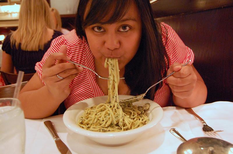 Okay, now it just looks like Im a food addict! haha!