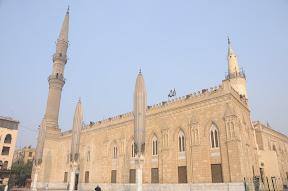 Mosquée Al Hussein, Caire, Egypte