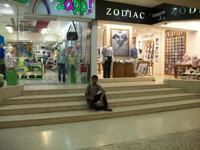 Shop inside Multiplex