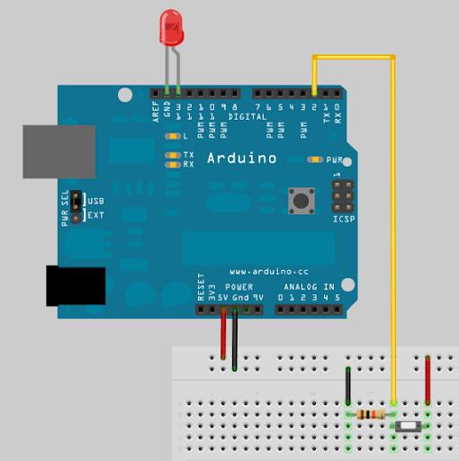 Cooper Maa: Arduino 的提升電阻