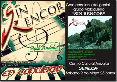 cartel_sinrencor_vitoria_Abril_2009