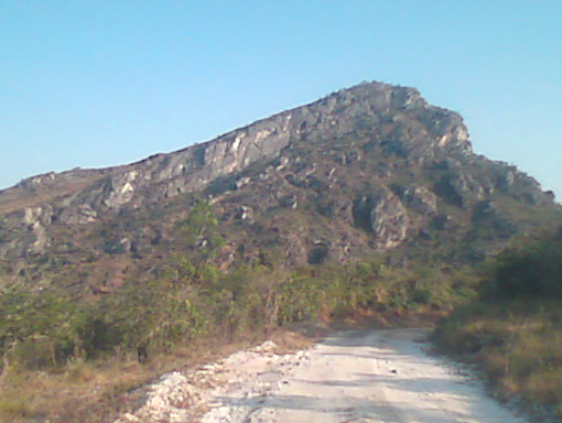 Serra de São José - Estrada Real - Caminho dos Diamantes