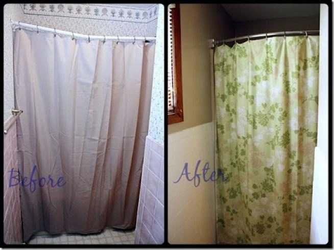 Painted Shower Curtain Rods Curtain Menzilperde Net