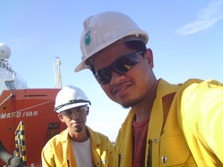 With Mechanical Piping Engineer - Sayuthy