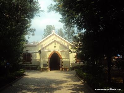 Memorial Church Whitefield 1886