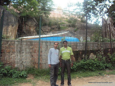Samaresh & Udhaya @ Ulsoor lake