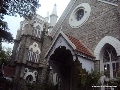 Hudson Memorial Church (1904).