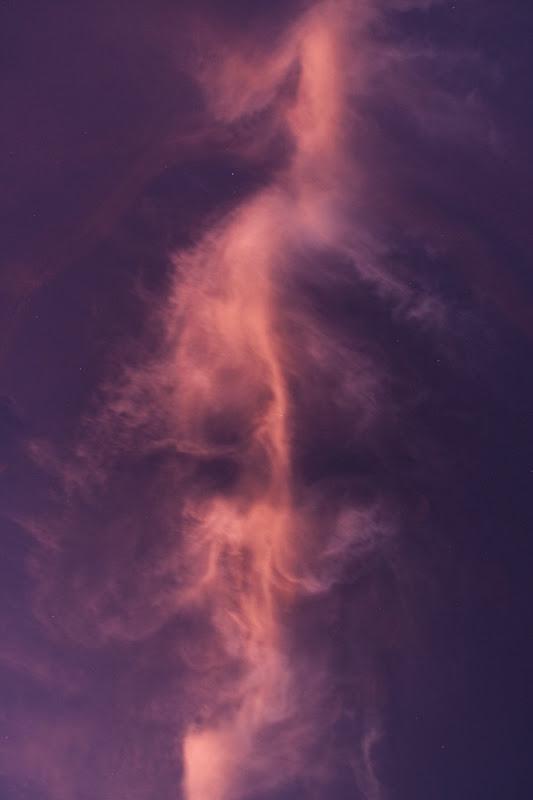 Cloud at Twilight
