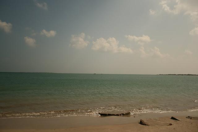 My photo of the beach