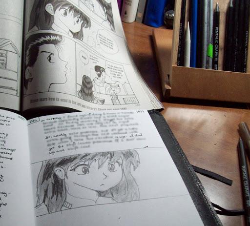 Mangaface 1