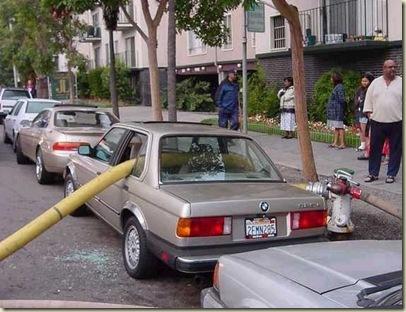 No Parking Means NO PARKING
