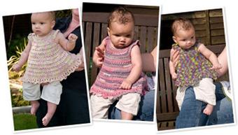 View Crochet Baby Dress