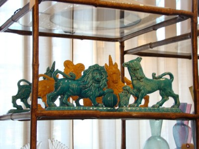 The Estate of Things choose Italian Lion Dogs Foo Dogs from Downtown