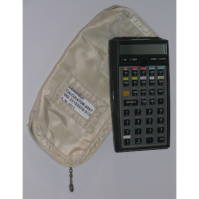 HP-41 series and the Space Shuttle Program | HP calculators and space exploration