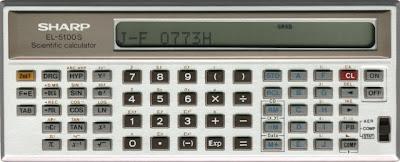 Sharp EL-5100