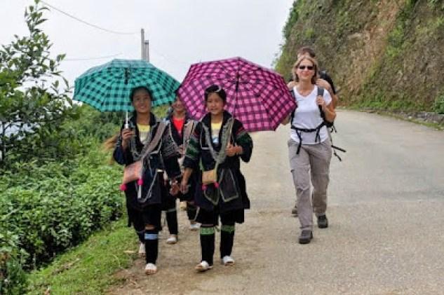 trekking groups sapa review