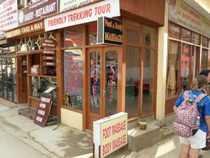 cheap massages Vietnam, Sapa massage, Sapa trekking tour